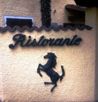 ristorante cavallino maranello
