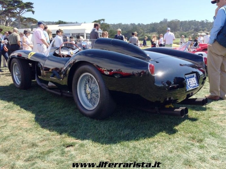 Ferrari Concorso Pebble Beach 2014 (12)