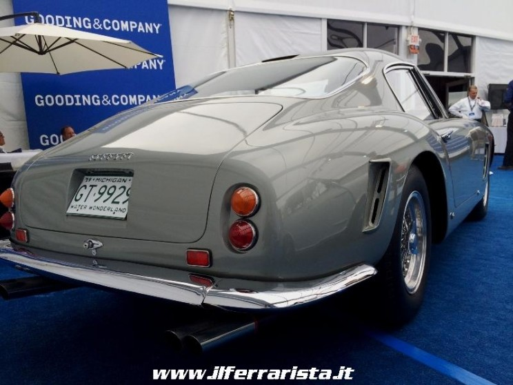 Ferrari Concorso Pebble Beach 2014 (5)