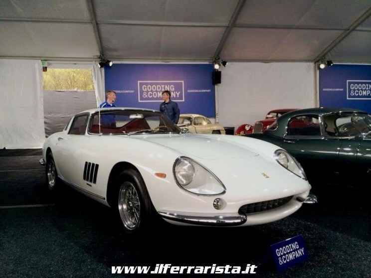Ferrari Concorso Pebble Beach 2014 (6)