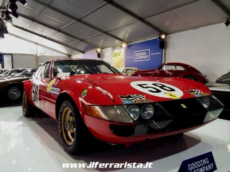 Ferrari Concorso Pebble Beach 2014 (7)