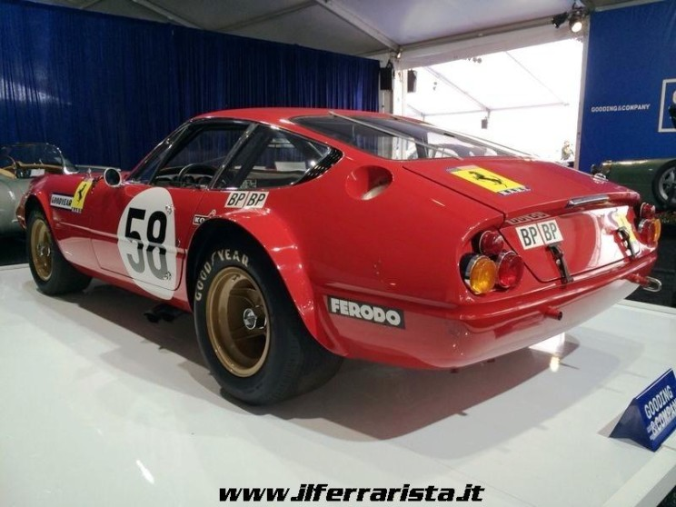 Ferrari Concorso Pebble Beach 2014 (8)