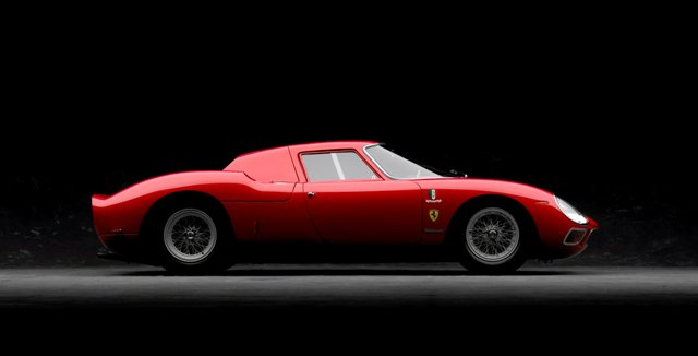 Ferrari-250-LM-1964
