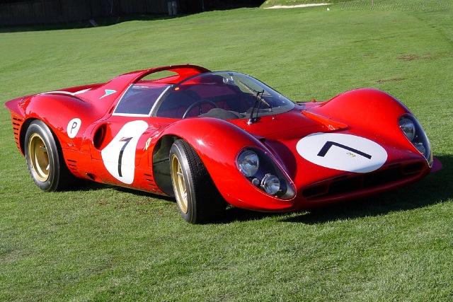 Ferrari-330-P4